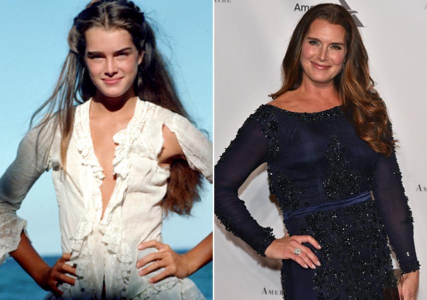 Brooke Shields kislányos bája a mai napig megmaradt, erről tanúskodik legfrissebb fotója is, amely a New Yorkban megrendezett Amerikai Balettintézet gáláján készült. Az 51 éves színésznőnek két lánya van, sikere pedig a mai napig töretlen.