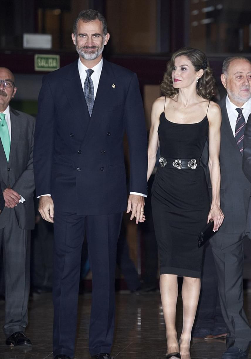 Letíciát 2003-ban jegyezte el a spanyol trónörökös, esküvőjükre pedig egy évvel később került sor. 2014 óta ő spanyol királyné Fülöp király oldalán.