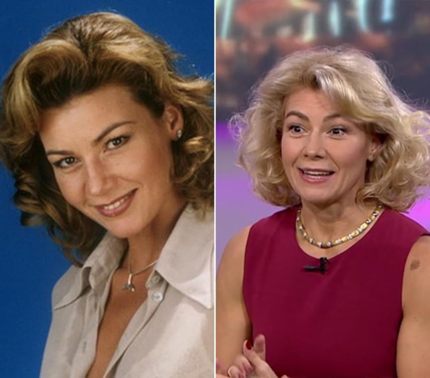 Barta Sylvia volt a TV2 első női időjárás-jelentője. 15 évvel ezelőtt tűnt el a képernyőről, miután férjhez ment. Két gyermek édesanyja: 2004-ben született meg Zsófia, 2007-ben pedig Dorka nevű kislánya.