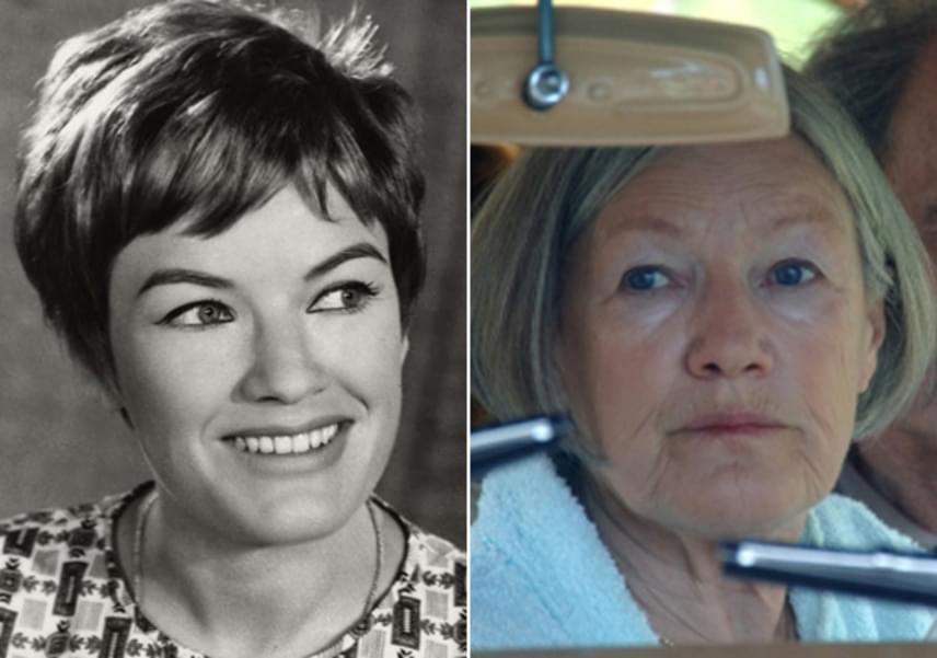 A 82 éves Földi Teri a színpad mellett olyan filmekben szerepelt, mint a Butaságom története, a Tüskevár, a Szerencsés Dániel, a Szomszédok sorozatban pedig ő volt Mimike, a postás. 2007-ben forgatott utoljára, a Konyecben Keres Emillel rebellis nyugdíjas párt játszottak. Szinkronhangként is ismert, egyebek közt az ő hangján szólalt meg a Kelly Bishop által játszott Emily Gilmore a Szívek szállodájában.