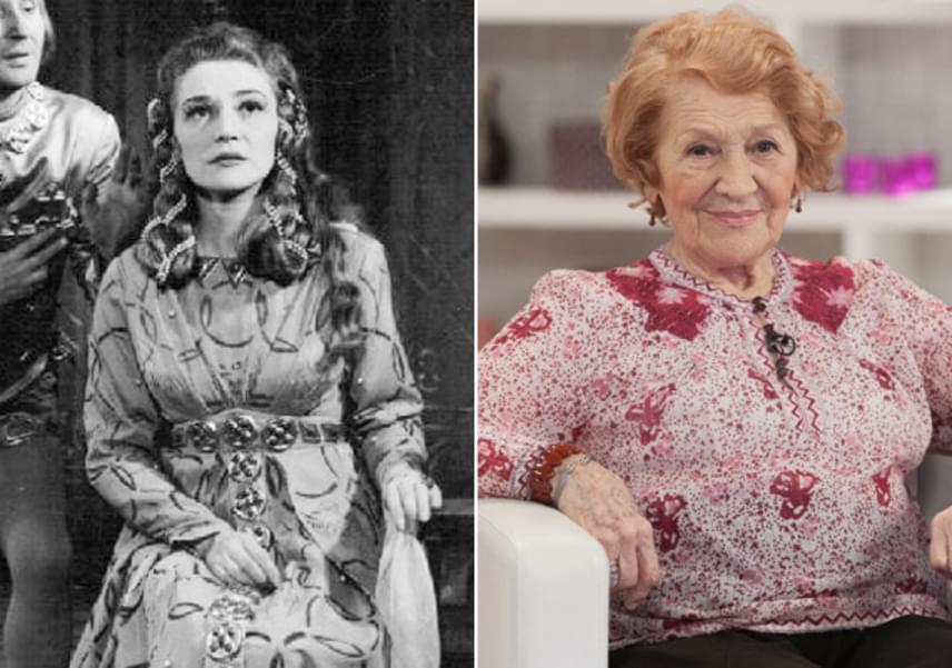 Kassai Ilona 1928-ban jött világra, idén már a 88. születésnapját ünnepelte. Csakúgy, mint Földi Teri, Kassai Ilona is szinkronizált, rajzfilmekhez - Macskarisztokraták, Anasztázia, Mackótestvér - kölcsönözte hangját. Sokáig a legfiatalabb Kossuth-díjas színésznő volt, mivel a díj átvételekor még nem volt 35 éves. Négyszer volt férjnél, fia Ganxsta Zolee.