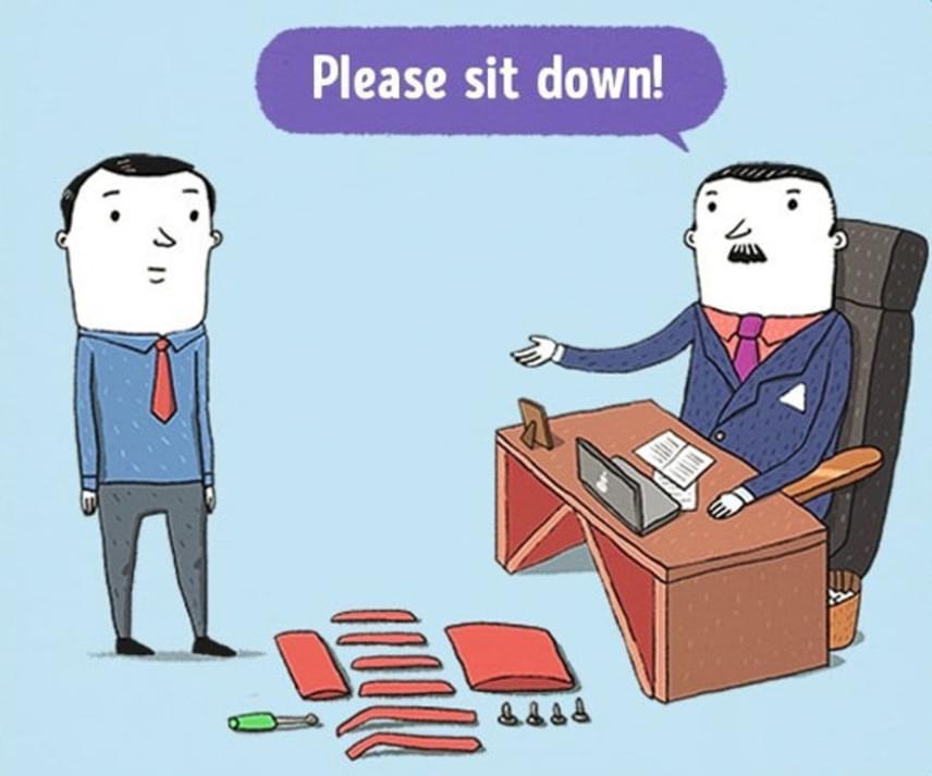 Ikea- Kérem, foglaljon, helyet!