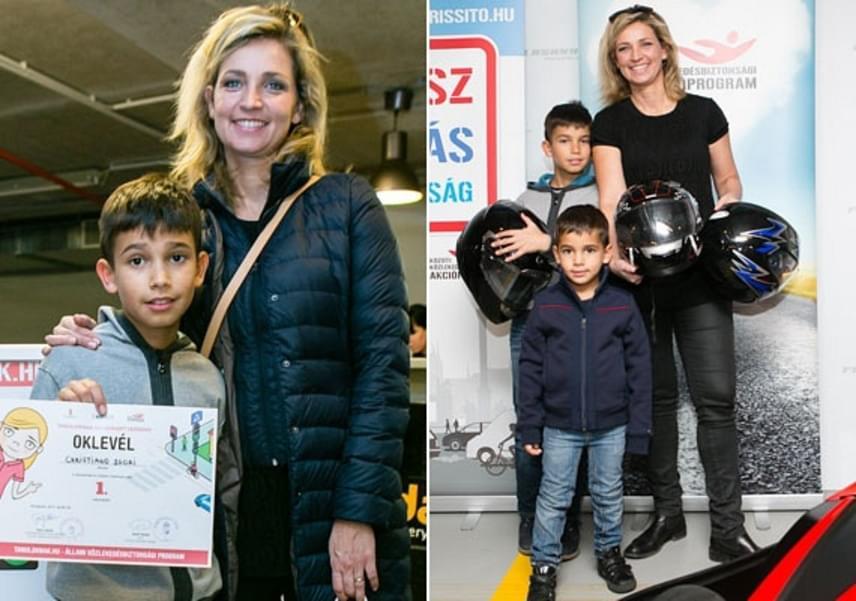 Az MTVA műsorvezetője, Novodomszky Éva egy nyaraláson szeretett bele a szicíliai Salvóba, aki csak miatta hagyta el hazáját, és költözött Magyarországra. A pár 2004-ben házasodott össze, kapcsolatukból két fiú született, a most 11 éves Cristiano és a hatéves Marco.