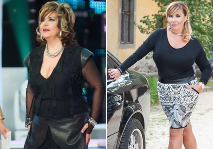 Nem lehet nem észrevenni, hogy Szulák Andrea milyen remekül néz ki. Az 52 éves színésznő az utóbbi hónapokban sokat fogyott, elmondása szerint két ruhamérettel hord kisebbet, mint a három évvel ezelőtti A Nagy Duett adásai alatt.