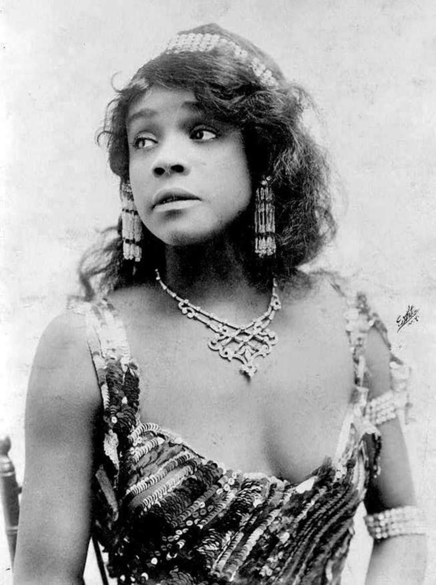 Aida Overton Walkernek afroamerikai nőként keményen meg kellett küzdenie az elismerésért a kora 20. század Amerikájában. Karrierje a Black Patti's Troubadours kórusban indult, de táncosként, színésznőként is ismert lett. Egy vesebetegség miatt mindössze 34 évet élt.