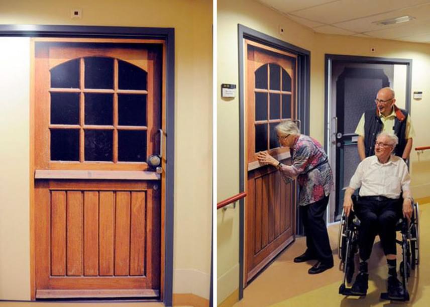 Amikor a lakók először meglátják a szívmelengető változást, általában alig akarják elhinni, és nagyon meghatódnak.