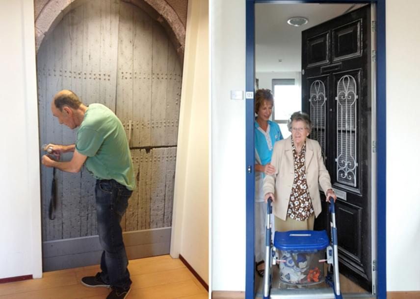 Később izgalommal használják az ismerős ajtót, és büszkén mutatják meg a kíváncsiskodóknak.