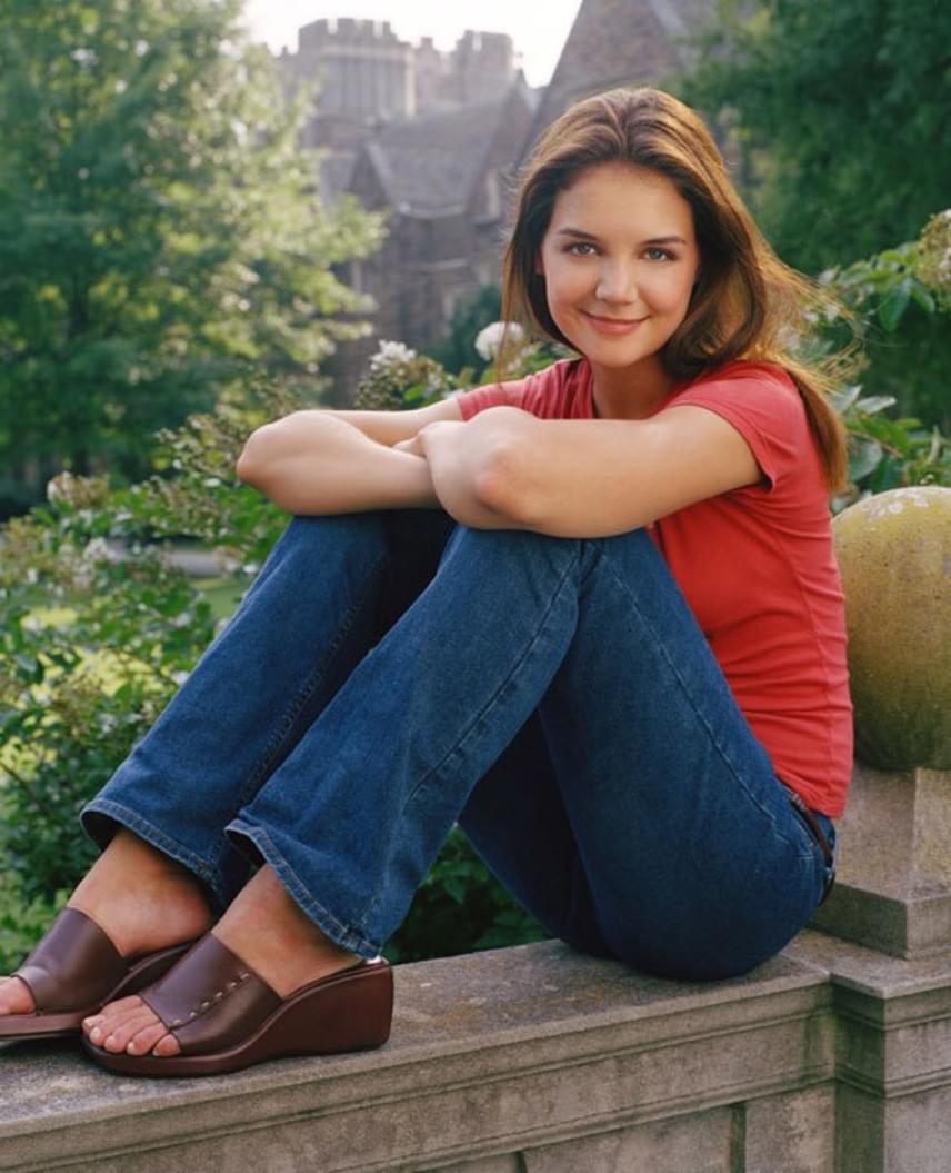A színésznőt a Dawson és a haverok című sorozat főszereplőjeként ismerte meg a világ, ott még gömbölydedebben állt kamerák elé.