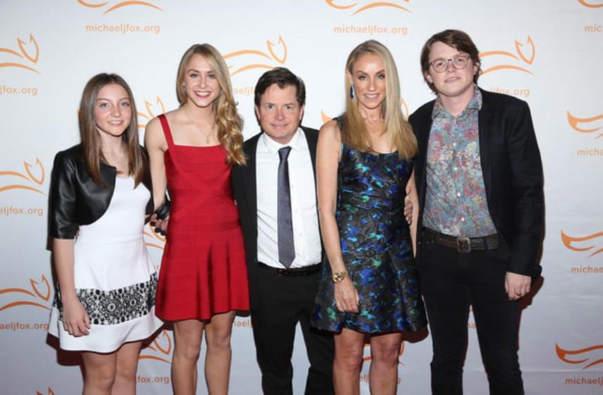 A Fox família a tavalyi évben is képviseltette magát az alapítvány rendezvényén: Schuyler akkor hiányzott a képről.