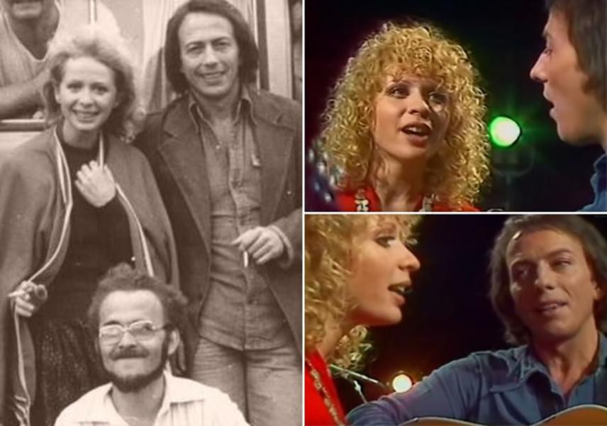 Tarján Györgyi és Zorán, akivel közös dalt is énekelt, az 1979-es Szerelmes dal című számot ide kattintva hallgathatod meg.