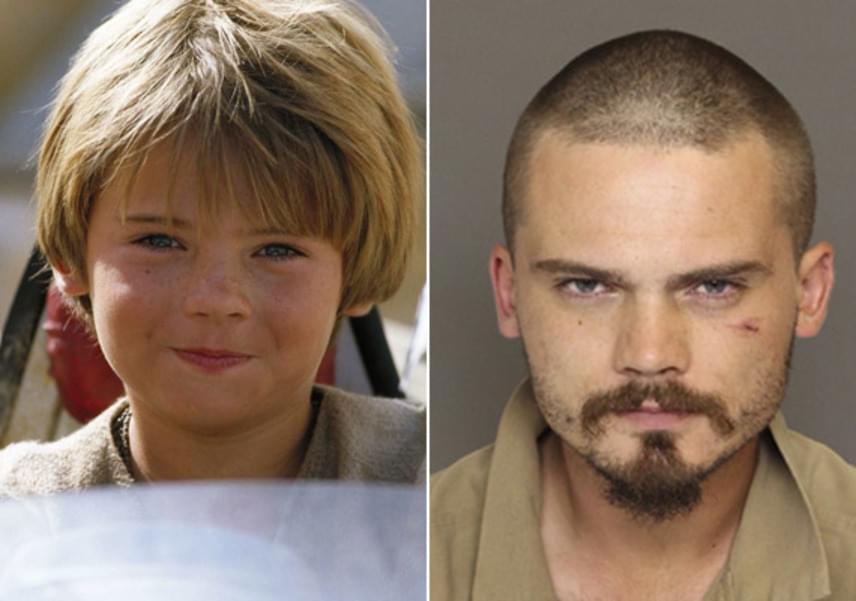 A Star Wars cuki kis Anakinja évek óta skizofréniával küzd: ennek köszönhető, hogy jelenleg épp börtönbüntetését tölti ittas vezetésért.
