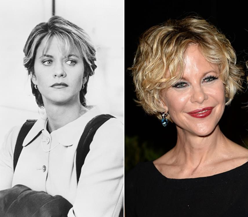 Az egykor vonzó színésznő vonásai ijesztően megváltoztak, pedig még 60 éves sincs. Meg Ryan 2015-ben rendezőként is bemutatkozott - Ithaca című filmje azonban vegyes kritikai fogadtatásban részesült.