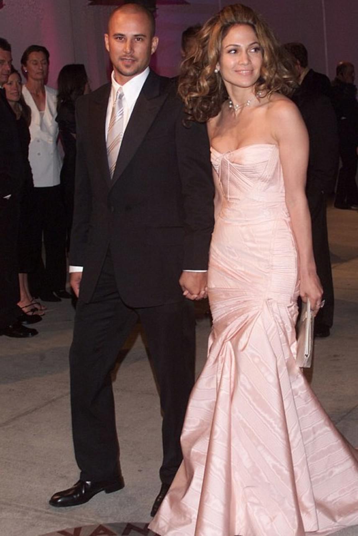 Chris Judd-dal is két év után ért véget a nagy szerelem, 2001-ben házasodtak össze, 2003-ban pedig már el is váltak.