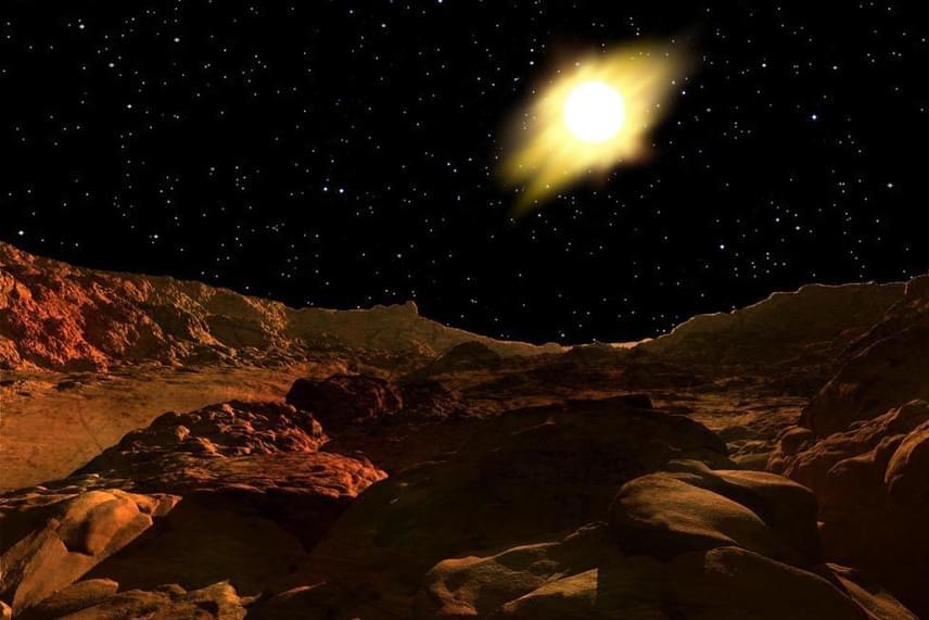 """A Merkúr a Naprendszer legbelső és legkisebb bolygója, ami """"mindössze"""" 60 millió kilométerre található a Naptól. Sok tekintetben hasonlít a Holdra: felszínét számos kráter borítja, nincs természetes holdja, és nincs állandó légköre. A napfelkelte azonban háromszor olyan közeli és ragyogó lehet, mintha a Földről szemlélnénk azt."""