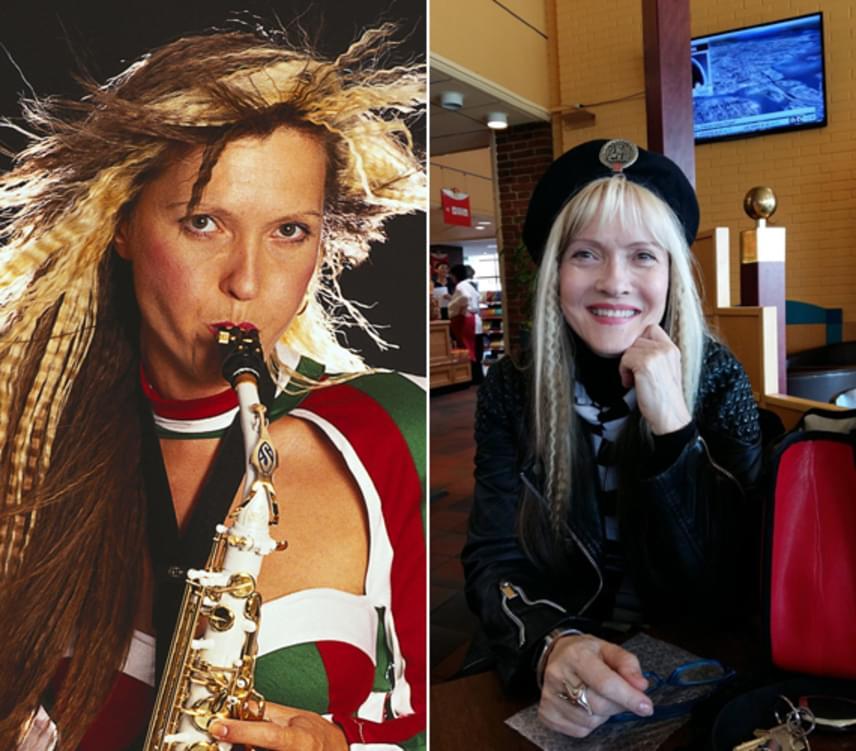 Az 1958-ban született Marcellina 58 évesen is remekül néz ki, erről pedig friss fotója is tanúskodik, amely egy kávézóban készült róla.