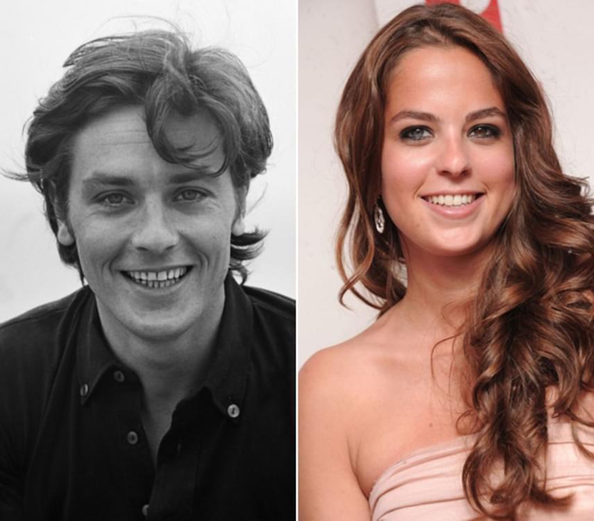 Anouchka Delon 1990. november 25-én született, édesanyja pedig nem más, mint Rosalie van Breemen holland modell, akivel Alain Delon 1987-ben találkozott. Anouchka a színészetet választotta, első szerepét pedig a 2003-as Az oroszlán című tévéfilmben kapta.