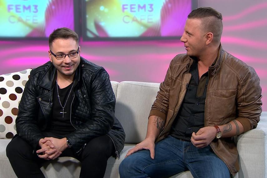 Zámbó Krisztián azt is elárulta a FEM3 Caféban, hogy két öccsével bulit csaptak Jimmy születésnapján. Azt is megtudhatták a nézők, ő az egyedüli, aki minden családtaggal jóban van.