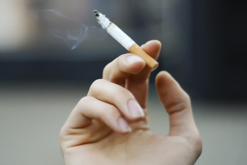A dohányfüst rákkeltő hatása nem új keletű, nem véletlen, hogy első helyen szerepel a listán - bár a számozás nem rangsort jelent -, mint ahogy az sem, hogy a cigarettásdobozokra is kötelező kiírni a kockázatokat, és reklámozni sem szabad. A dohányzás a tüdőrák kialakulásának egyik legkomolyabb oka, de emellett a veserákkal, a garat-, valamint a szájüregi daganatokkal is gyakran hozzák kapcsolatba.