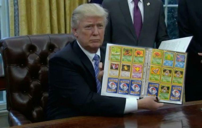"""""""Tessék, nézzétek meg a Pokémon-gyűjteményemet!"""", mi pedig fulladozunk a nevetéstől."""