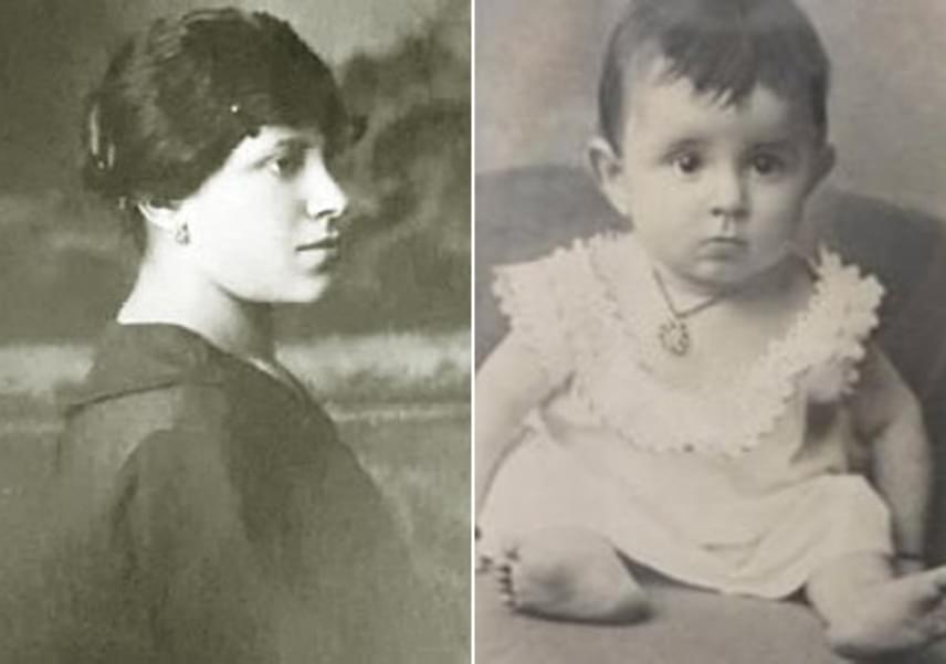 Emma Morano saját bevallása szerint mindig is egyszerű életet élt, sokáig egy jutagyárban dolgozott - a juta egy kenderféle, melyből textilipari termékeket állítanak elő -, illetve egy bentlakásos iskola konyháján. 1926-ban ment férjhez, és egy gyermeke is született, sajnos azonban ő hat hónaposan meghalt. Férjével 1938-ban különváltak, és bár ez nem volt megszokott akkoriban, az idős hölgy máig jó döntésnek tartja, sőt, hosszú élete egyik legfőbb titkaként emlegeti, hogy egyedülálló. Nem volt boldog a házassága, és nem akarta, hogy bárki uralkodjon rajta. A képeken Emma Morano látható fiatalon és kisgyermekként.