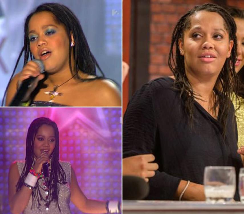 Kandech Evelyne a 2003-as Megasztárban mutatkozott be az egész országnak. Az énekesnő a hónap végén ünnepli a 33. születésnapját.