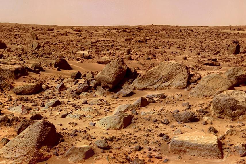A tanulmányban azt is megállapították, hogy a Naprendszer legrégebbi vulkánjai közül a legtöbb a Marson található.