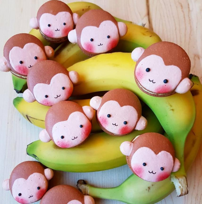 Az édességek minden alkalomra tökéletesek, bár annyira aranyosak, hogy nagyon nehéz lenne elfogyasztani őket.