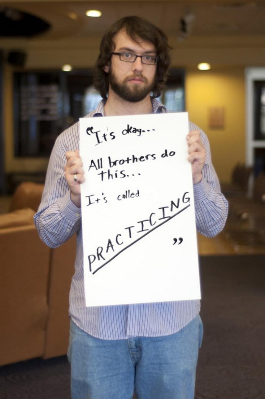 """""""Ez rendben van... Minden testvér ezt csinálja... Úgy hívják, gyakorlás.""""                         Sajnos az sem rendkívüli, hogy az erőszaktevő egy családtag vagy barát."""