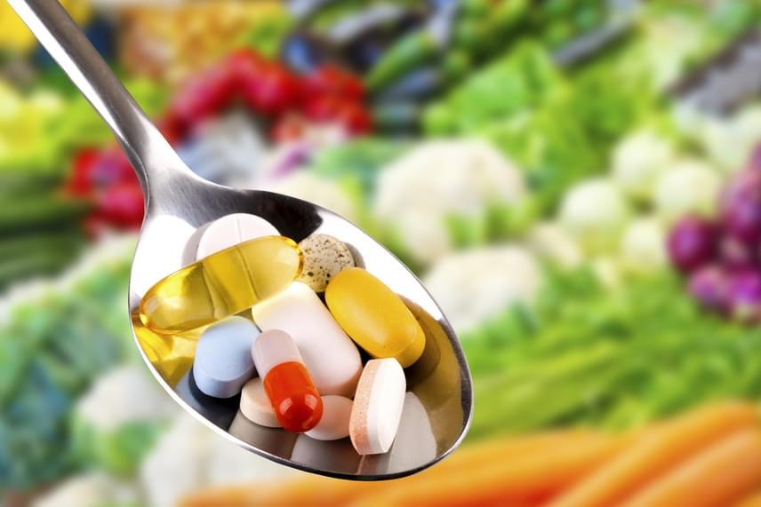 A kampány szerint előbbieken túl kiegészítő vitaminokat is érdemes szedni megelőzési céllal.