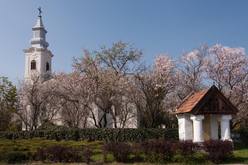 Első számú célpontok lehetnek a Káli-medence aprócska, romantikus falvai. A magyar Toszkánaként is emlegetett vidék igazi békét teremt az emberben. Itt a háromszáz lakosú Köveskált látod.