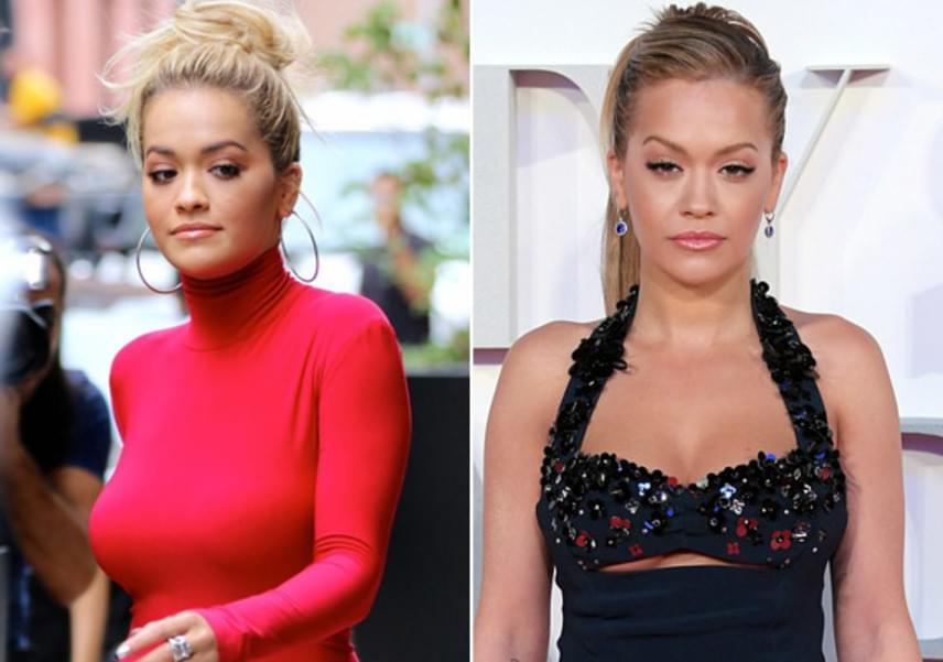 Néhány héttel ezelőtt így kapták le az énekesnőt New Yorkban - megdöbbentően nagy a változás az akkori arcához képest.