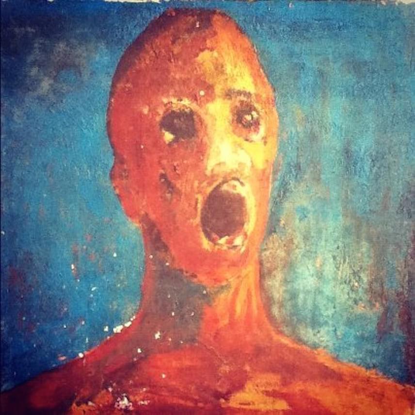 A meggyötört férfi                         Állítólag emberi vér felhasználásával festették a képet, mely évtizedekig egy idős hölgy pincéjében volt. Miután előkerült, megmagyarázhatatlan események sora indult meg: sikolyokat hallottak, árnyakat láttak és még hajhúzgálást is tapasztaltak, amikor senki sem volt jelen. Eladni sem merik a képet.