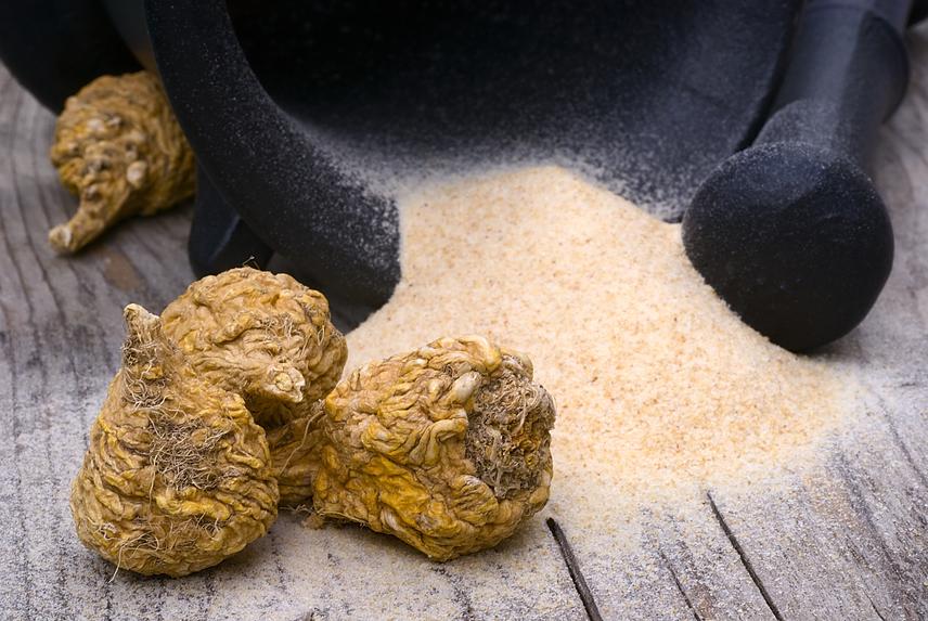 Érdemes naponta egy-egy evőkanál, főként bioboltokban beszerezhető macaport fogyasztani turmixokban vagy süteményekbe sütve. A gumókból készült port ugyan sokan afrodiziákumként ismerik, valójában nagyon gazdag cinkben, vasban és B-vitaminokban, amivel a hipotalamusz és az agyalapi mirigy működését támogatja, ami a pajzsmirigyre is nagyon erősen kihat.