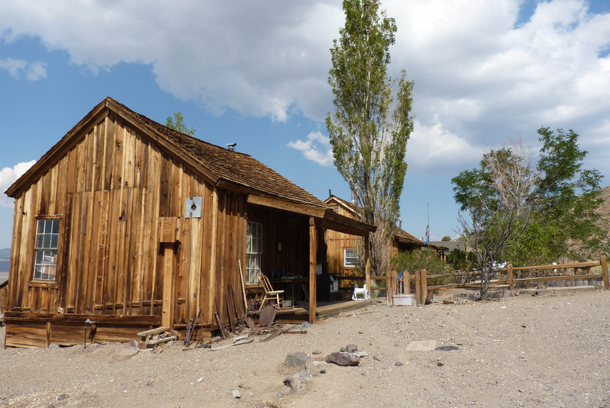 A posta épülete 1918-ban zárt be. A városka lakói között voltak bányászok, favágók, faszénégetők, orvos és nővér, egy vadőr és egy prostituált is. A település ma Berlin-Ichthyosaur néven turisztikai látványosságként működik a Nevada State Park részeként.