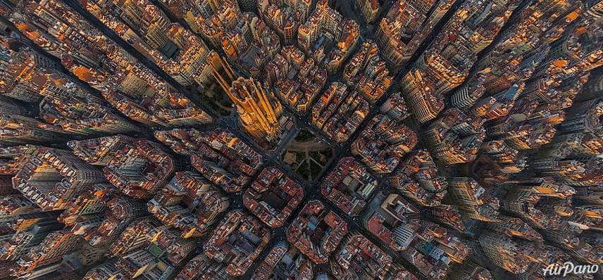 Sagrada Familia, Barcelona, Spanyolország