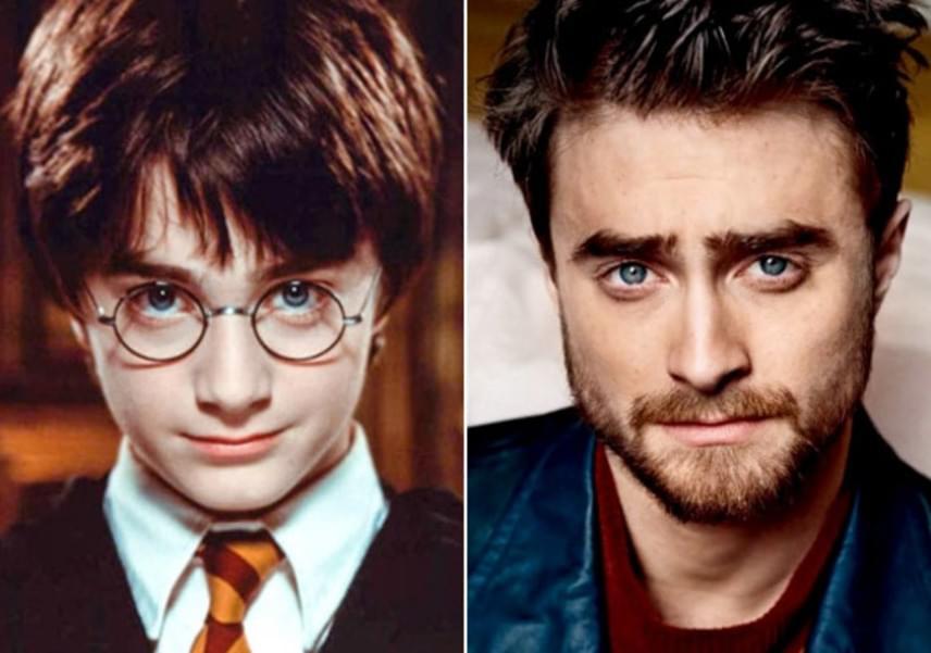 Kiköpött Jake Gyllenhaal! A Harry Pottert alakító Daniel Radcliffe sem panaszkodhat - neki is jót tettek az évek, pláne, amióta némi arcszőrzetet is növesztett magára.
