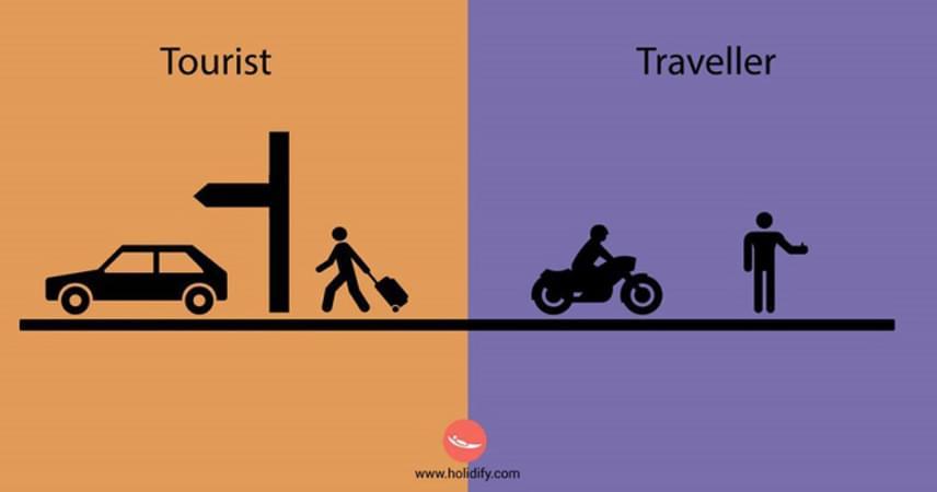 Szintén egy variáció az előbbi témában, bár talán nemcsak az lehet igazi utazó, aki az utazás és közlekedés kalandosabb formáit kedveli.