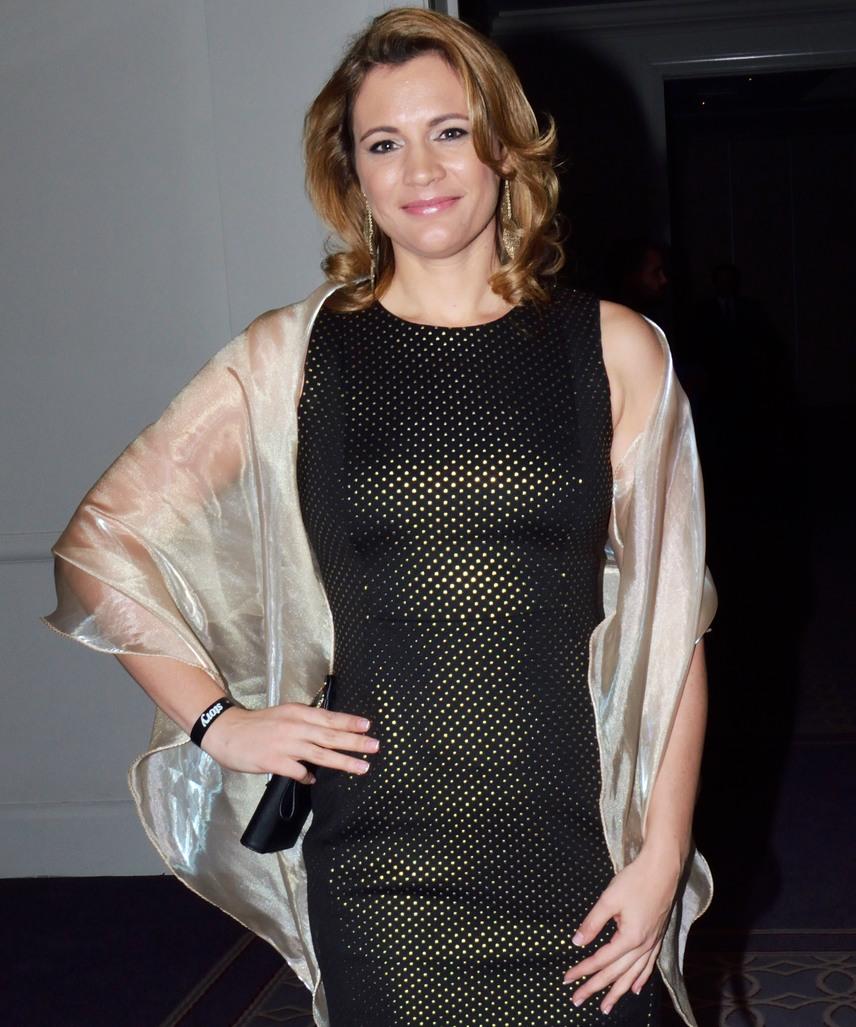 Kovács Ági sugárzóan szép volt a 18. alkalommal megrendezett Story Ötcsillag- és Érték-díjátadó Gálán.