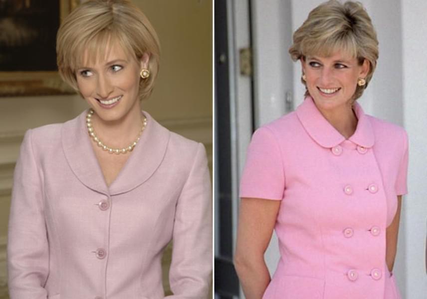 2007-ben is készült egy film róla, ami a Diana: A tündérmese véget ér címet kapta. Ebben Genevieve O'Reilly alakította a néhai hercegnőt.