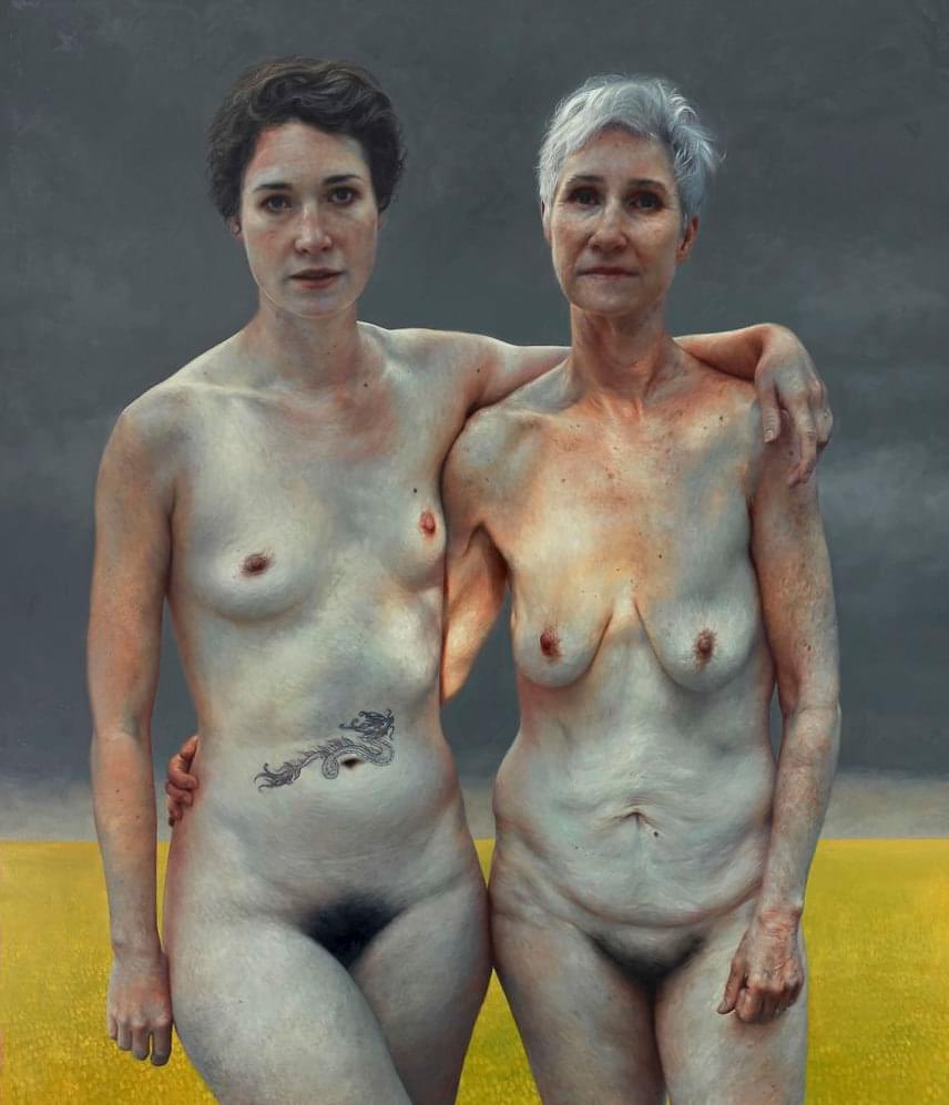 Aleah Body/Being című kiállításával valami szokatlan, ám nagyon fontos üzenetet közvetített a világnak.