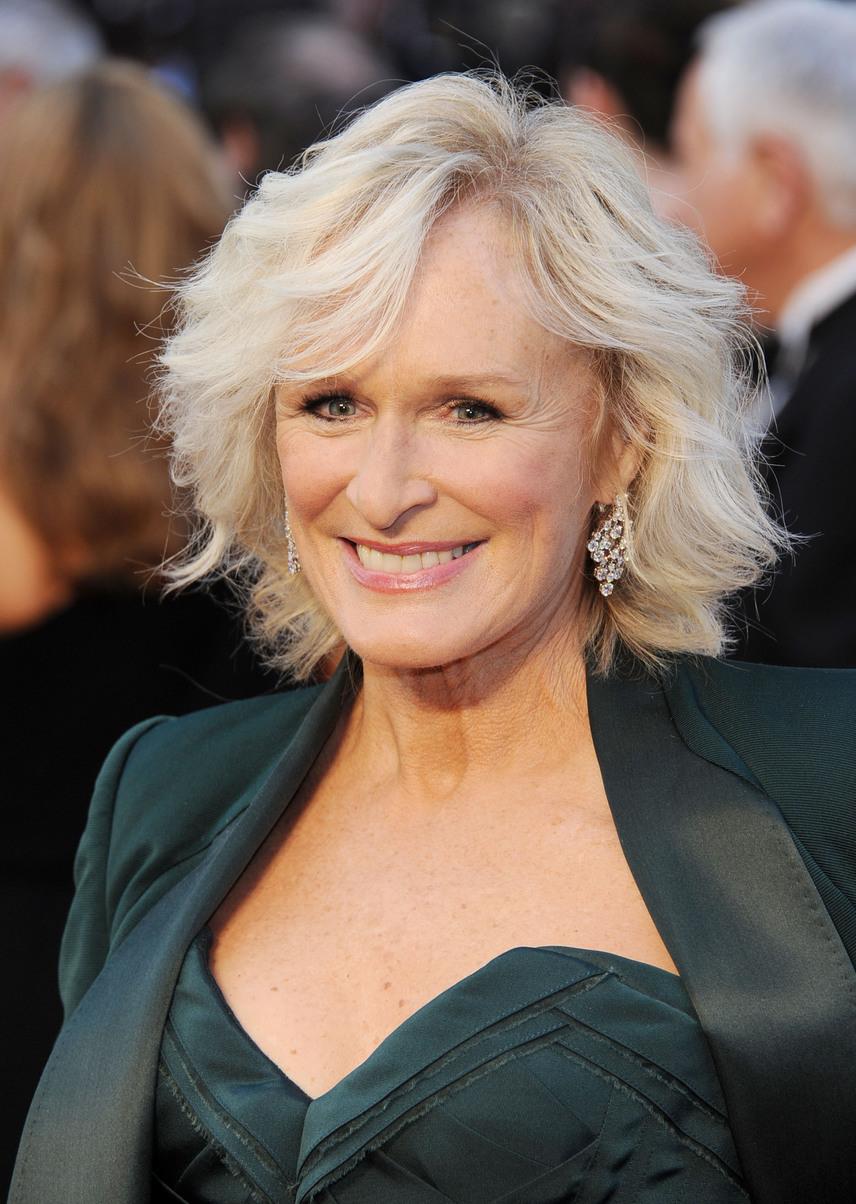Megdöbbentő, hogy a 69 éves Glenn Close sem kapott még Oscar-díjat, pedig már hat alkalommal jelölték. Először 1983-ban volt esélyes az aranyszoborra a Garp szerint a világ című filmben nyújtott alakításáért, legutóbb pedig 2012-ben jelölték az Albert Nobbs című filmdrámáért.