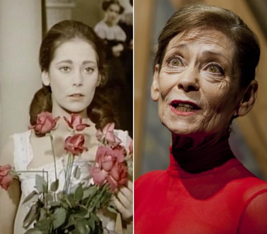 Venczel Vera kapta meg Rozáli szerepét A fekete városban. Az 1963 óta aktív színésznőt olyan emlékezetes alkotásokban is láthattuk, mint az Egri csillagok vagy a Kárpáthy Zoltán. Közel 50 éve a Vígszínház tagja, de számos régebbi külföldi film szereplőjének is kölcsönözte a hangját. A 70 éves színésznőt tavaly Magyarország kiváló művészének választották meg, illetve Tolnay Klári-díjjal jutalmazták.