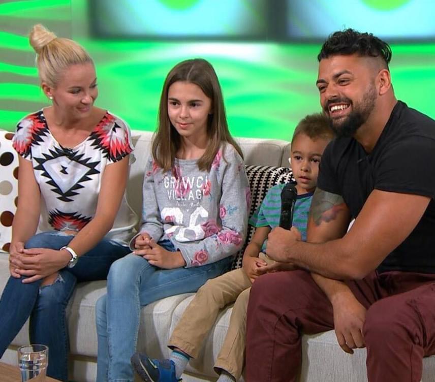 Pápai Joci két gyermek édesapja: 12 éves kislánya, Hanna 2005 januárjában, ötéves kisfa, Zalán 2011-ben született - ebben az évben már nem vállalt koncertfellépéseket, minden percét a családjának szentelte.
