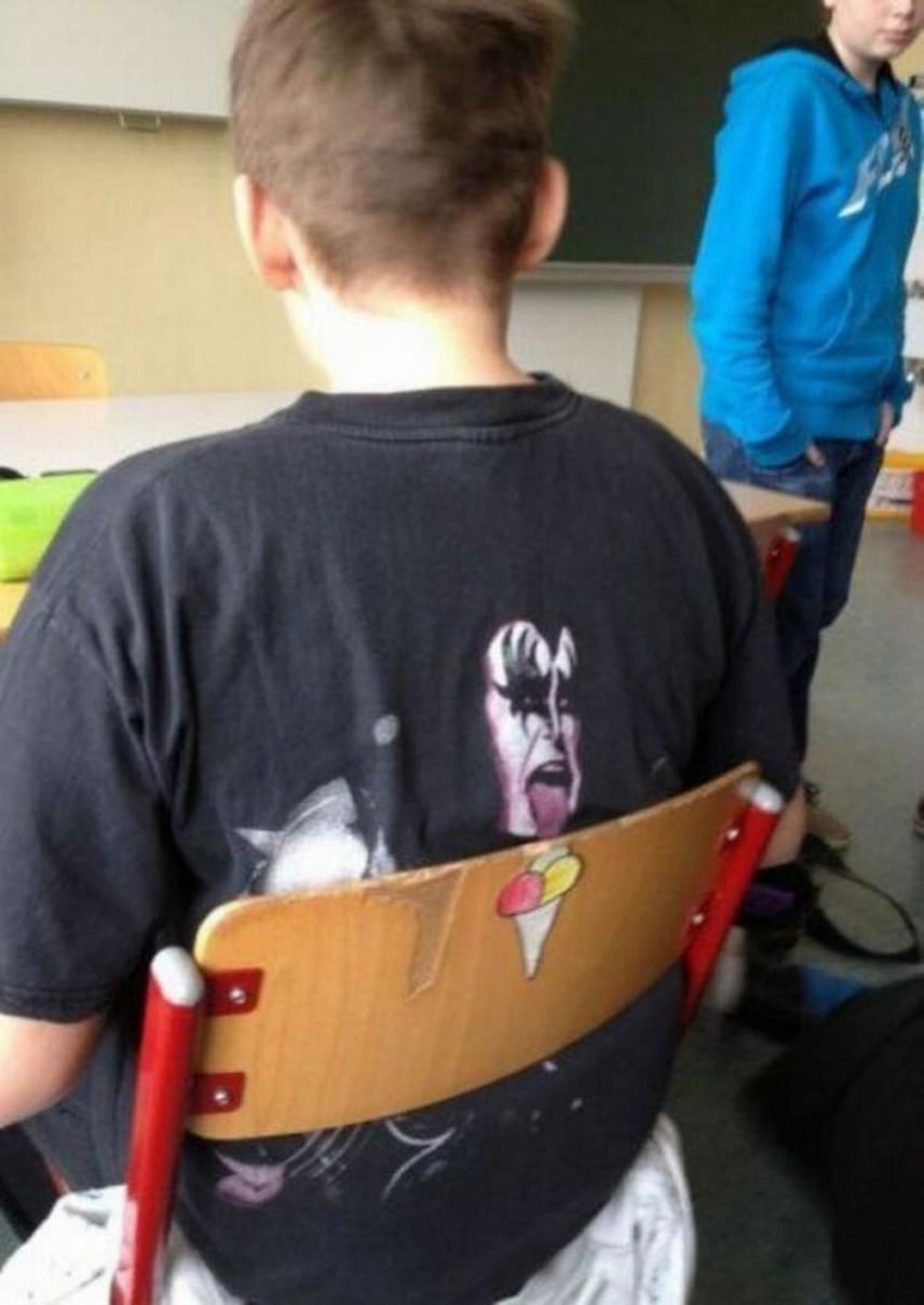 A fagyit talán mindenki szereti. Még a Kiss együttes tagjai is, még ha épp nem is erről lettek világhírűek.