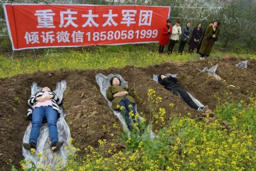 Liu szerint a földdel való érintkezés és a szeretteik szomorúságának megtapasztalása ráébreszti terveik helytelenségére azokat, akik az öngyilkosság gondolatával játszanak.