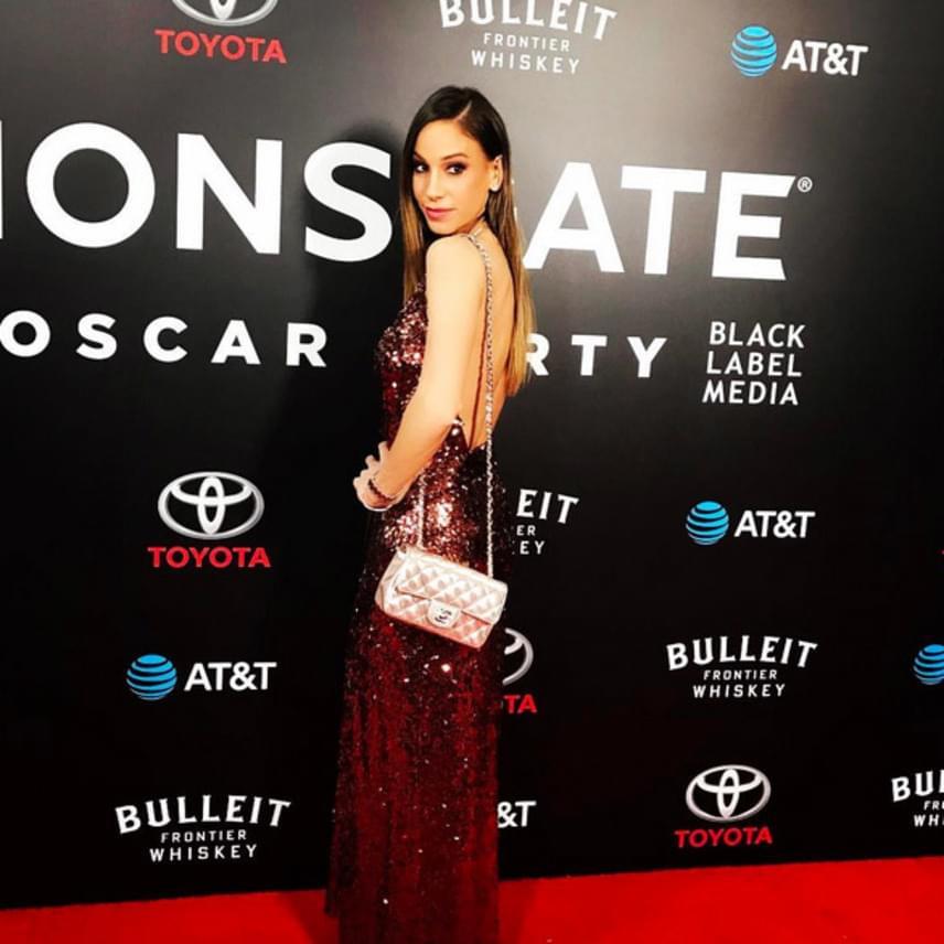 Andy Vajna felesége a Kaliforniai álom című film gyártójának, a Lionsgate cégnek az afterpartiján jelent meg.