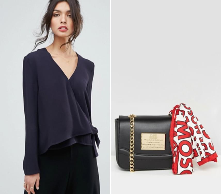 Mintha csak Párizsban lennél! Szerezz be egy elegáns, nőies, francia stílusú felsőt, vagy köss egy kendőt a táskádra, hogy még különlegesebb legyen az összhatás. A sikkes párizsi nők apró trükkjei mindig bejönnek.