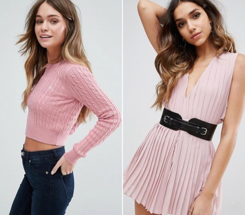 Idén tavasszal hódít a pasztellrózsaszín, ezért érdemes neked is körbenézned a ruhatáradban. Ha nem találod a megfelelő darabot, szerezz be egy pulcsit vagy egy ruhát, amit nemcsak tavasszal, hanem nyáron is viselhetsz majd. Választhatsz romantikus, nőies darabot, de kombinálhatod a rózsaszínt farmerrel is, hogy ne legyen túl cukorkás a hatás.