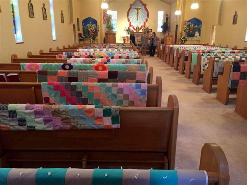 Margaret egyik unokája, Christina Tollman elmondta a Today.com-nak, hogy családjukban hagyománnyá vált, hogy minden unoka kap egy takarót az esküvőjére. Három unokatestvére még nem házas, így ők már csak nagymamájuk halála után láthatták először a nekik szánt takarót.