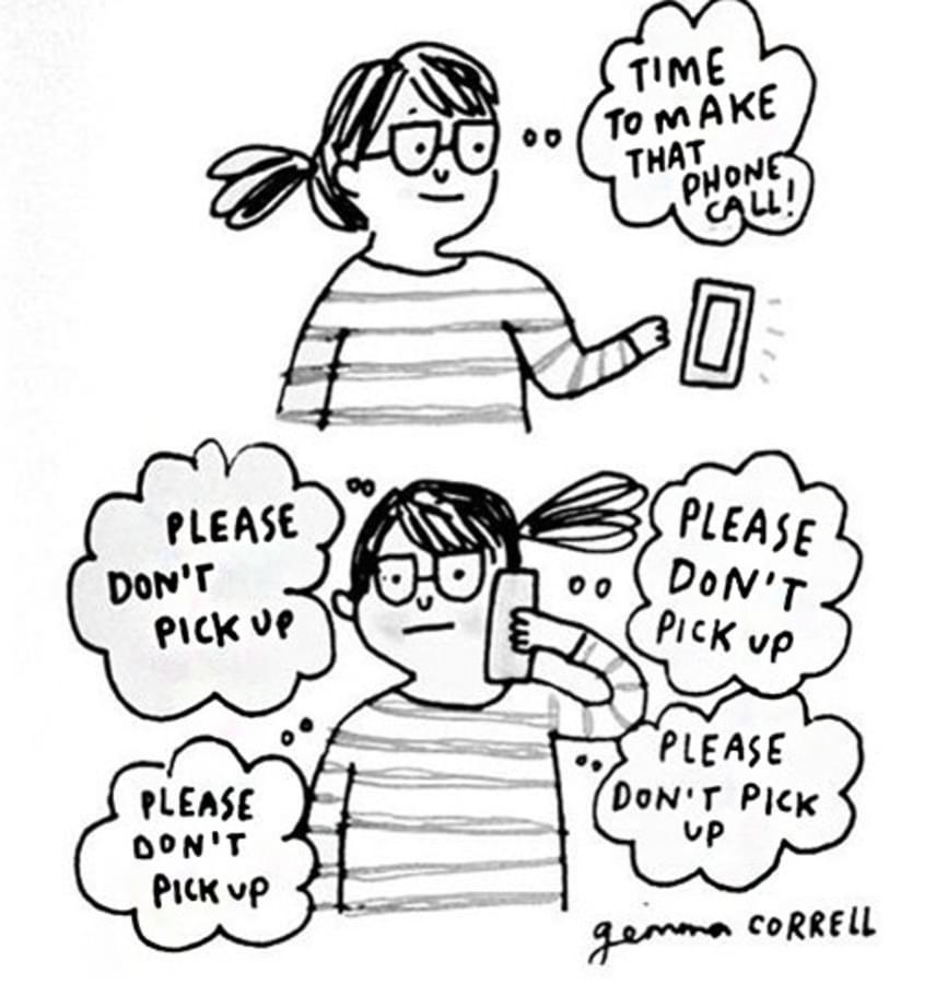 Csakúgy, mint akár egy szimpla telefonálás. - Ideje, hogy elintézzem azt a hívást. - Kérlek, ne vedd fel, kérlek, ne vedd fel, ne vedd fel.